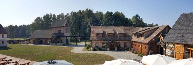 Erlebnishof Krabatmühle Schwarzkollm