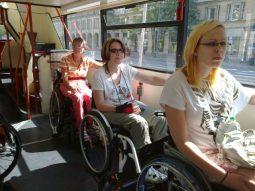 Barrierefreie Sightseeing Touren in Dresden