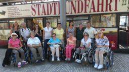 Barrierefreie Stadtrundfahrten in Dresden