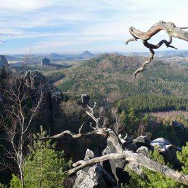 Affensteinblick Sächsische Schweiz