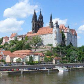 Albrechtsburg Meißen mit Dom