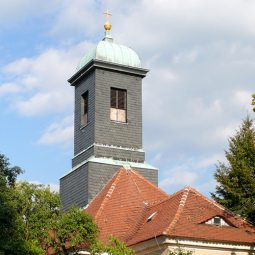 Alte Kirche in Dresden Klotzsc