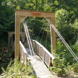 Arthur-Lose-Brücke Rabenauer G