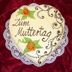 Bäckerei Franke - Torte zum Mu
