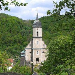 Bergkirche in Tharandt