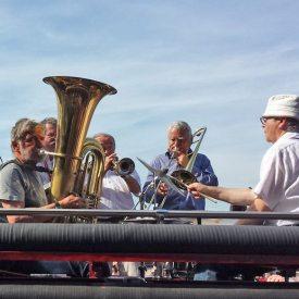 Blue Wonder Jazzband (D)