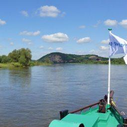 Boselblick von der Elbe
