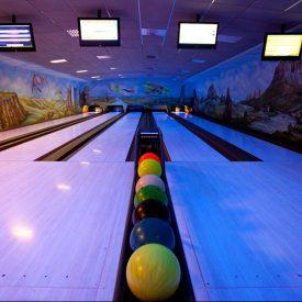 Bowling im Hains