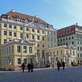Coselpalais - Dresden Neumarkt