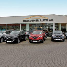 Dacia, Renault Autohaus Dresden