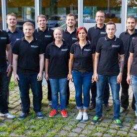 Das Team von Büromöbel-Experte