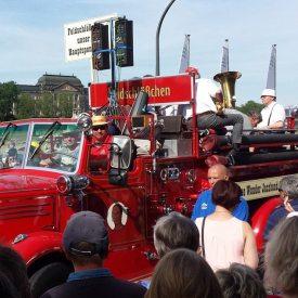 Dixieland Parade am Terrassenufer