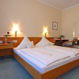 Doppelzimmer im Hotel Martha