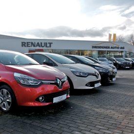 Dresdner Auto AG - Renault Autohaus