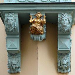 Engelserker in Pirna