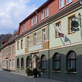 Fachwerkhäuser Bad Schandau
