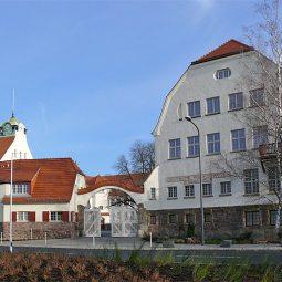 GebäudeEnsemble Deutsche Werks