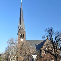 Himmelfahrtskirche Dresden Leu