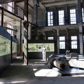 Hist. Technisches Museum Peenemünde