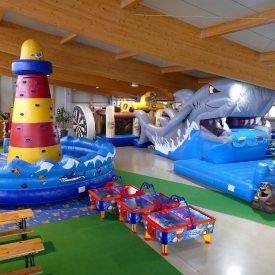 Indoorspielplatz IN-Sola im Sonnenlandpark Lichtenau