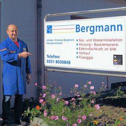 Klempnerei Bergmann in Dresden