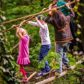 Kletterspaß für kleine Abenteurer