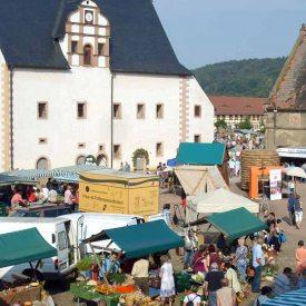 Kloster Buch Bauernmarkt