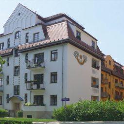König Friedrich-August-Häuser