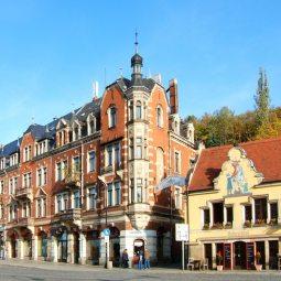 Körnerplatz Dresden Loschwitz