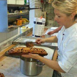 Konditorei & Bäckerei Krahl - Cranberrystollen