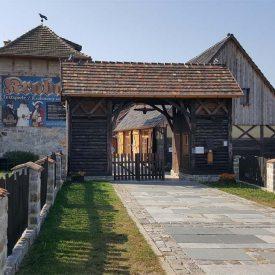 Krabatmühle Schwarzkollm Eingang