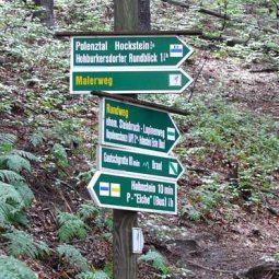Lehrpfad Hohnstein zur Gautsch