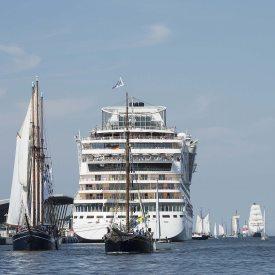 Maritim Mix zur Hanse Sail Rostock