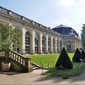 Orangerie in Pillnitz