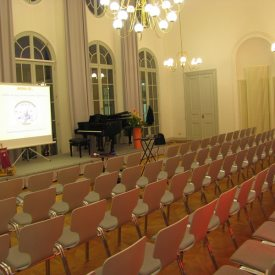Piano-Salon Festsaal