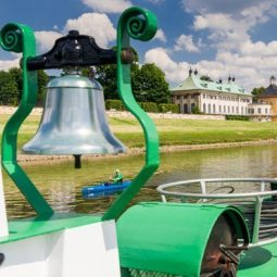 Pillnitz mit der Sächsischen Dampfschiffahrt