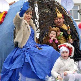 Prinzenpaar Radeburger Karnevalsverein
