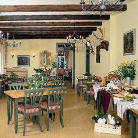 Pura Hotels Forsthaus Gaststube