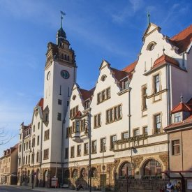 Rathaus Freital Potschappel