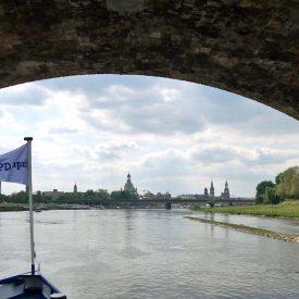 Rückfahrt nach Dresden