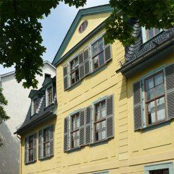 Schillerhaus in Weimar