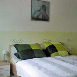Schlafzimmer Ferienwohnung Kurcz