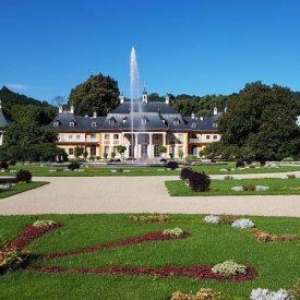 Schlosspark Pillnitz Sommer 2016