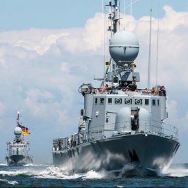 Schnellboote Gebhard-Klasse