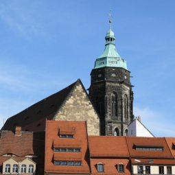 Stadtkirche St. Marien in Pirn