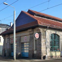 Stephensonstraße Dresden Leube