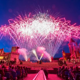Störtebeker Festspiele - Feuerwerk