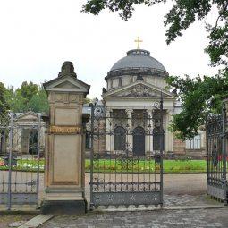Tolkewitzer Friedhof - Johanni