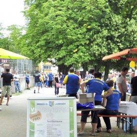 Vereinsfest in Laubegast 2018