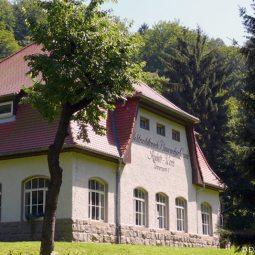 Wasserkraftwerk - Rabenauer Gr